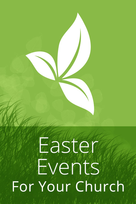 Group's Easter church events for kids and their families. Bring the excitement and power of Easter to your church and community—and keep them coming back for more! A great alternative to your typical Easter egg hunts. An amazing Easter outreach.